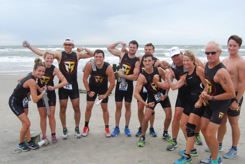 Brigantine Island Triathlon  Results