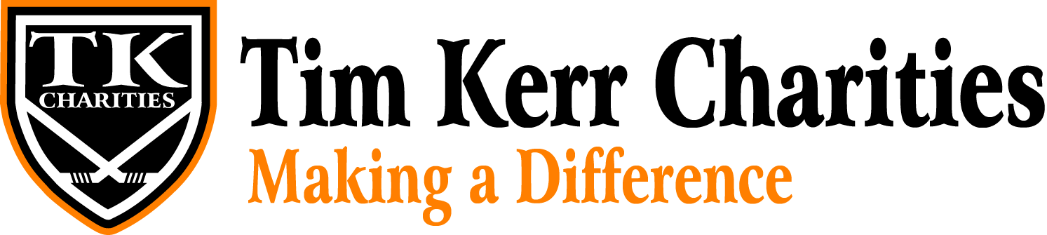 Tim Kerr Charities: Making A Difference With Your Help!